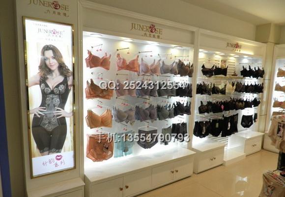 内衣展示柜dp13-24 - 内衣展示柜 - 展柜设计|深圳厂