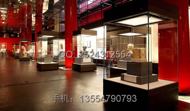 加强博物馆展示柜控制温湿度的意义