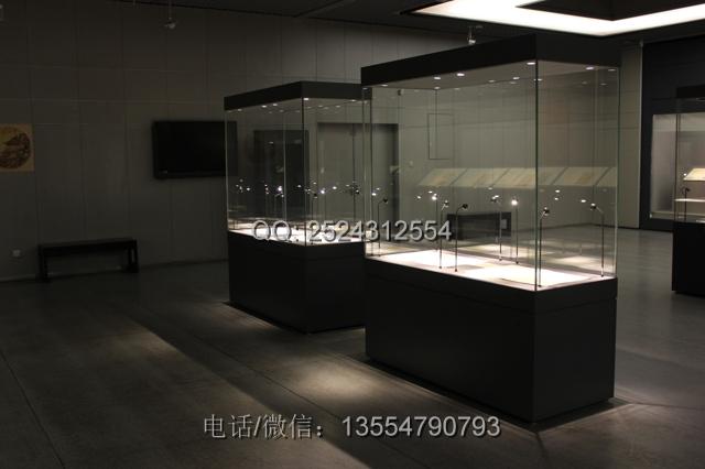 书画博物馆展示柜制作