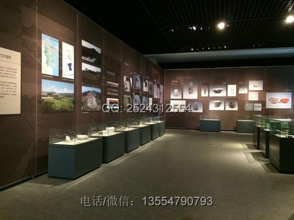 展览馆对于博物馆展示柜的橱窗设计