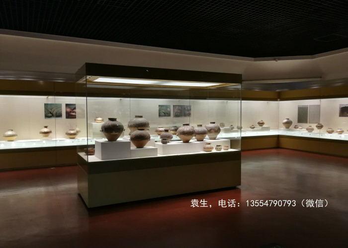 古陶瓷器博物馆展柜_深圳展柜厂